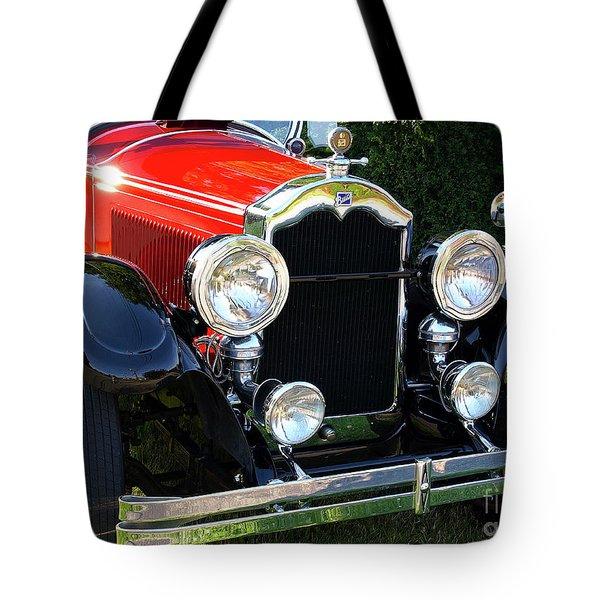 1924 Buick Tote Bag