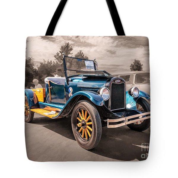 1925 Chevrolet Pickup Tote Bag