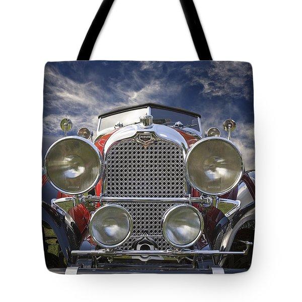 1928 Auburn Model 8-88 Speedster Tote Bag