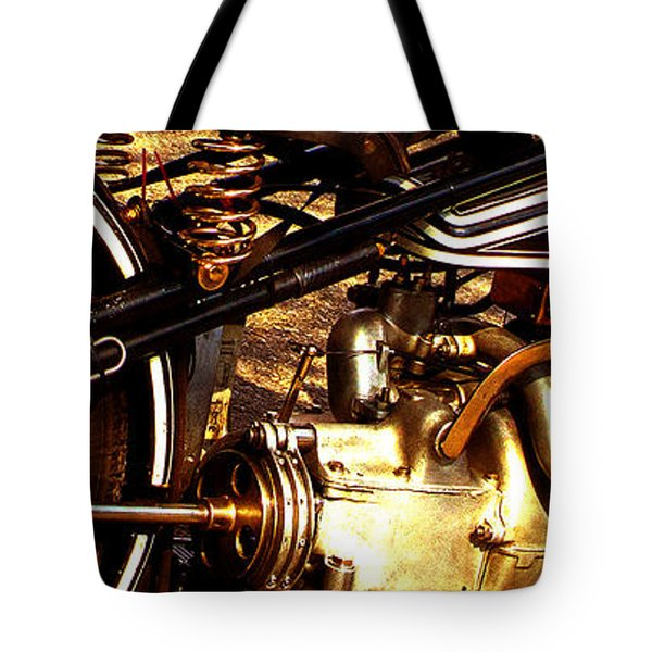 1928 Bmw Canonball Contender Tote Bag