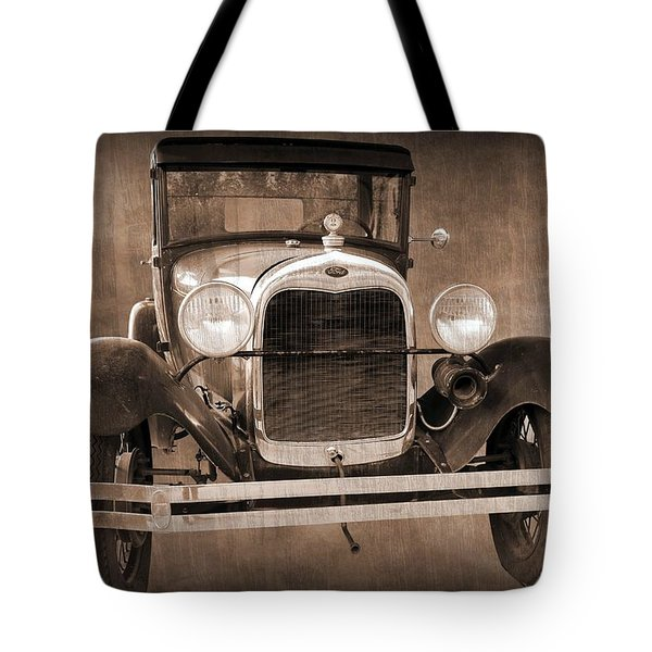 1928 Ford Model A Coupe Tote Bag