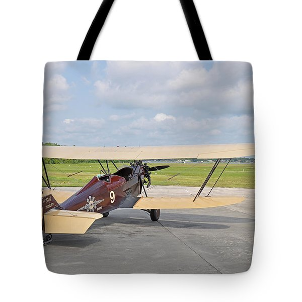 Tote Bag featuring the photograph 1929 New Standard D-25 by John Black