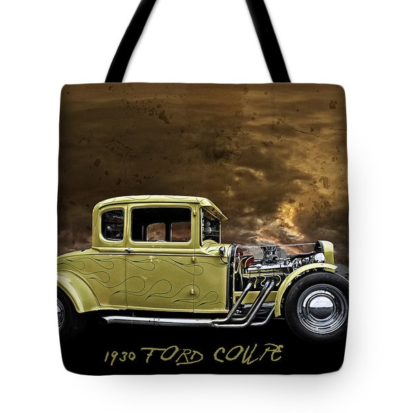 1930 Ford Coupe Tote Bag