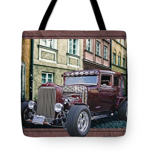 1931 Chev Tote Bag