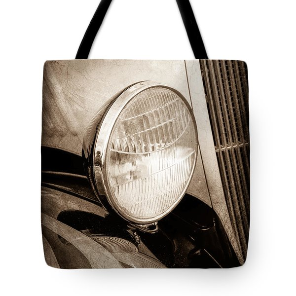 1933 Ford Coupe Hot Rod Tote Bag