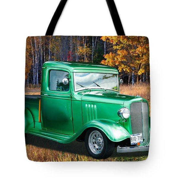 1934 Chev Pickup Tote Bag