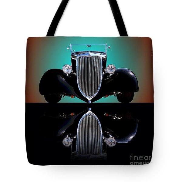1934 Ford Phaeton Convertible Tote Bag