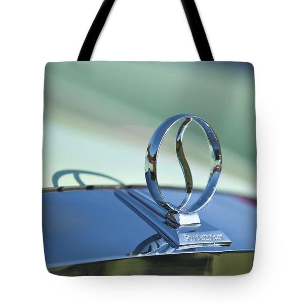 1934 Studebaker Hood Ornament Tote Bag