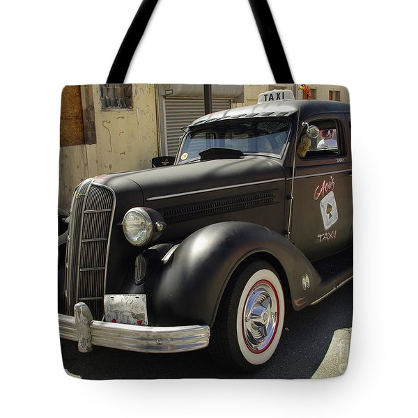 1936 Dodge Automobile Tote Bag