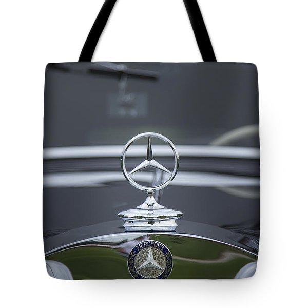 1937 Mercedes Benz Tote Bag