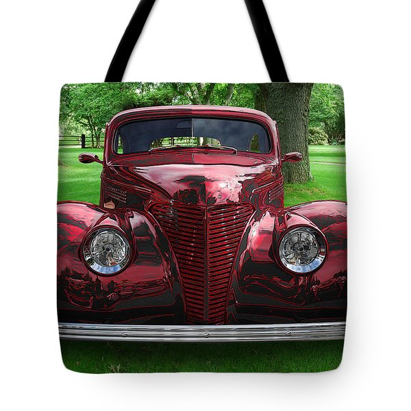 1938 Ford Coupe Tote Bag