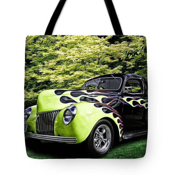 1939 Ford Coupe Tote Bag