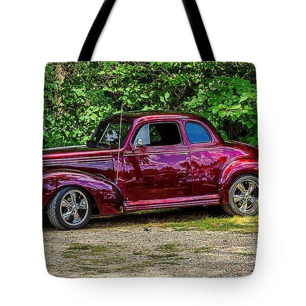 1939 Studebaker Champion Tote Bag