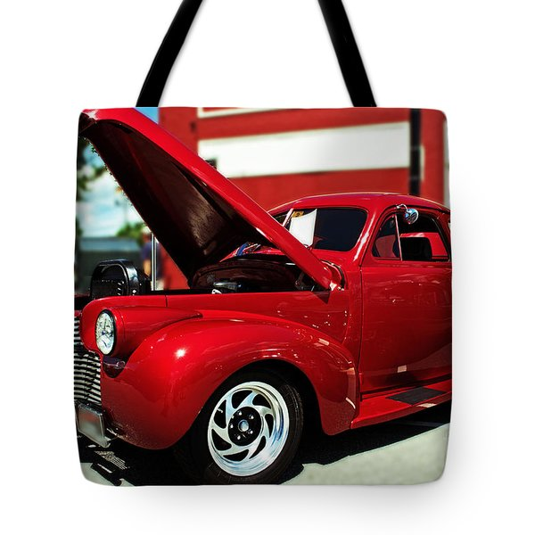 1940 Chevy Tote Bag