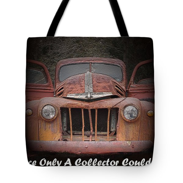 1945 Ford Tote Bag