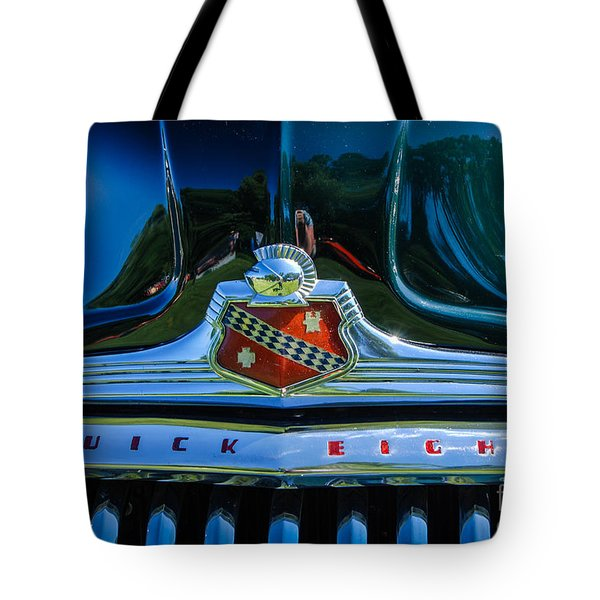 1947 Hood And Grill Tote Bag