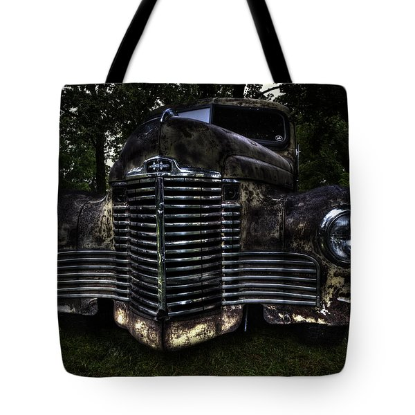 1948 International Truck Tote Bag