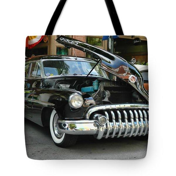 1950 Buick 2 Tote Bag
