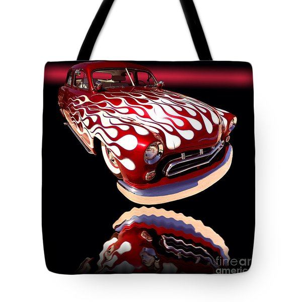 1951 Mercury Sedan Tote Bag