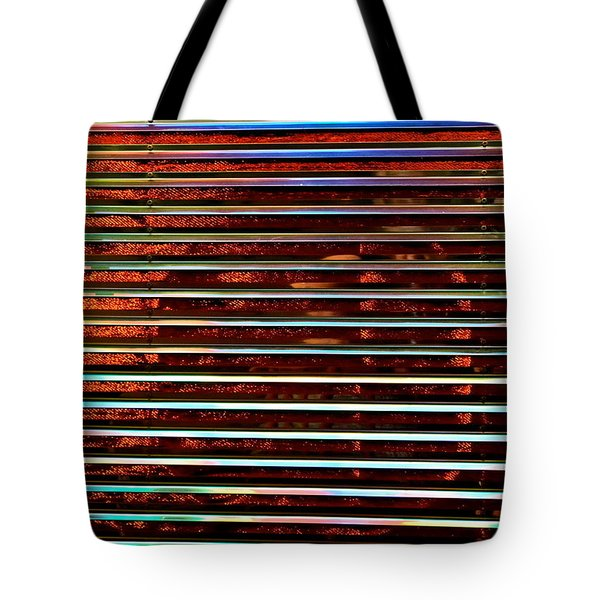 1951 Seeburg Juke Box Grill Tote Bag by Kirsten Giving
