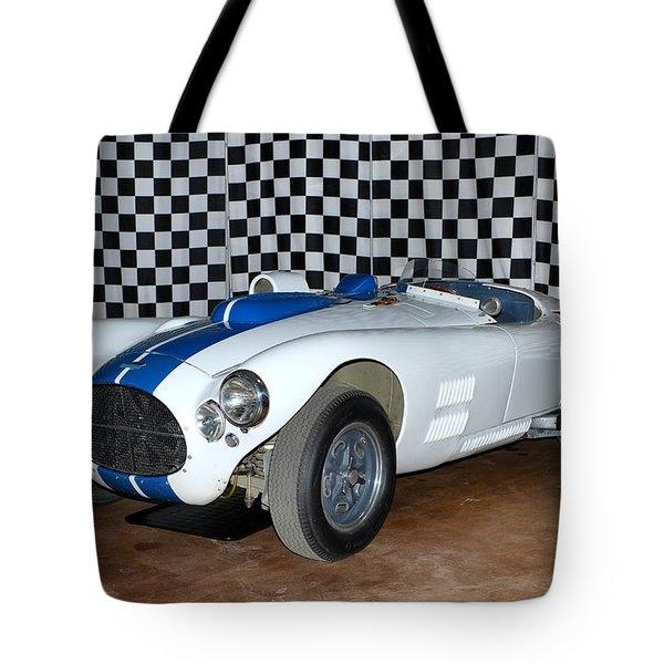 1952 Cunningham C4r Tote Bag