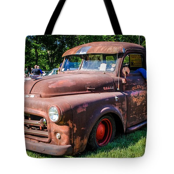 1952 Dodge Pickup Tote Bag