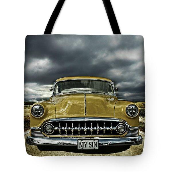 1953 Chevy Tote Bag
