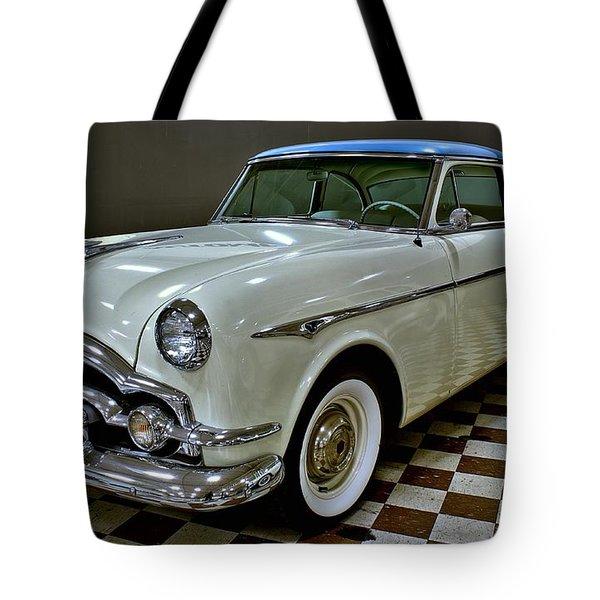 1953 Packard Clipper Tote Bag