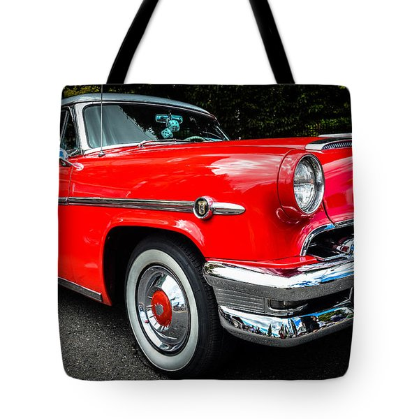 1954 Mercury Monterey Tote Bag by Ronda Broatch