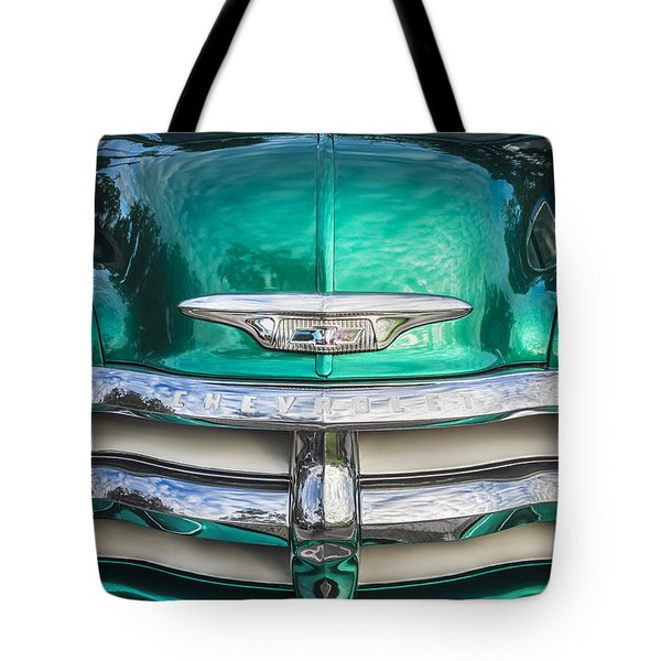 1955 Chevrolet First Series Tote Bag