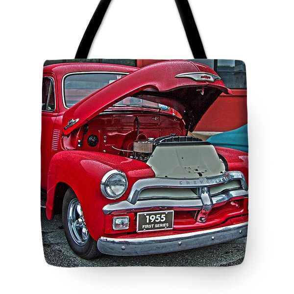 1955 First Series Tote Bag