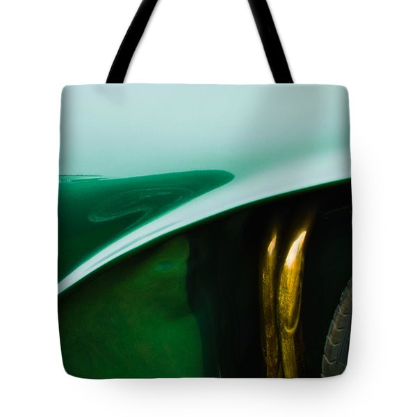 1956 Aston Martin Db3s Fixed Head Coupe Tote Bag