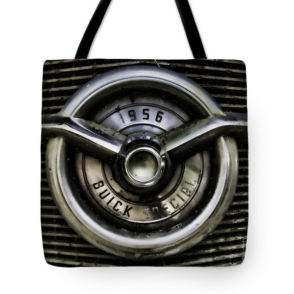1956 Buick Special Two Tote Bag