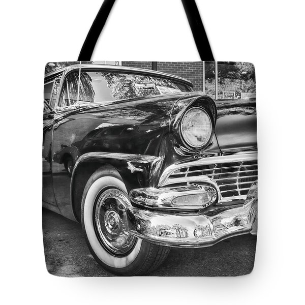 1956 Ford Fairlane Tote Bag
