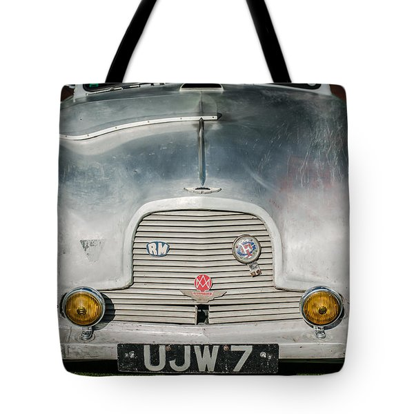 1957 Aston Martin Db2-4 Mark IIi -0617c Tote Bag