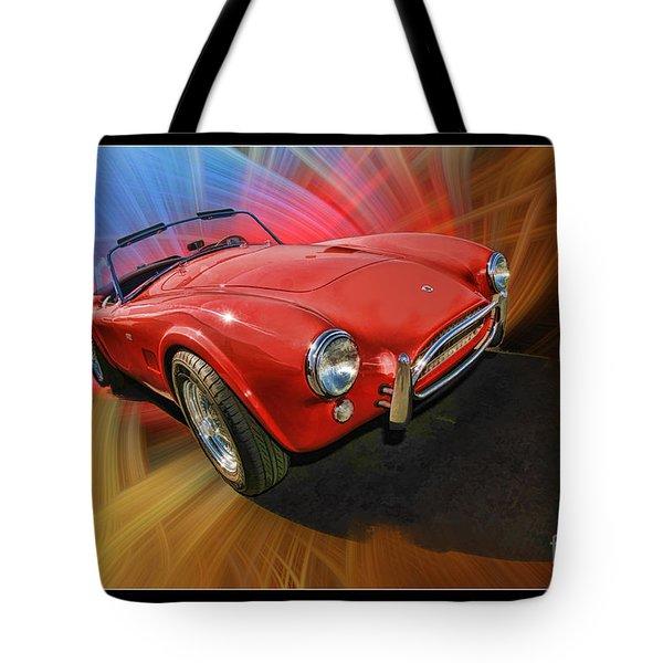 1964 Cobea Tote Bag