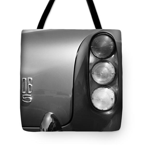 1965 Aston Martin Db5 Coupe Rhd Taillight Tote Bag