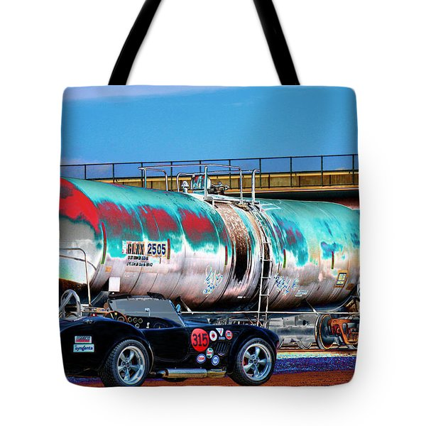 1965 Shelby Cobra II Tote Bag