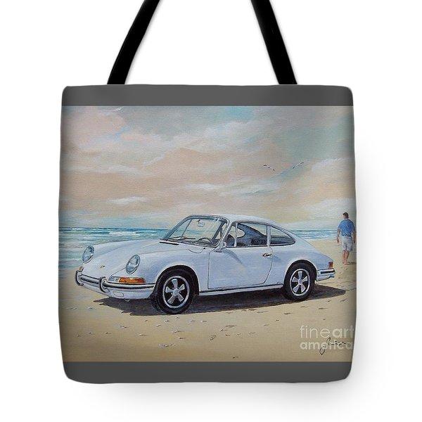 1967 Porsche 911 S Coupe Tote Bag
