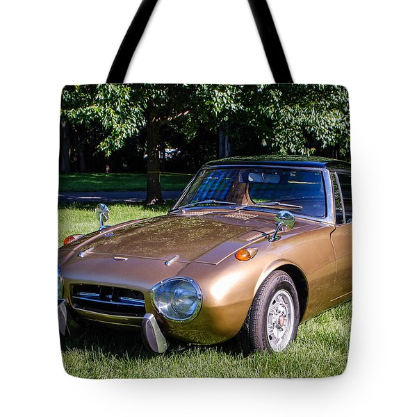 1968 Toyota Sports 800 Tote Bag