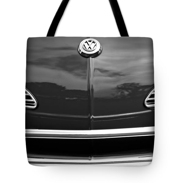 1968 Volkswagen Karmann Ghia Convertible Tote Bag