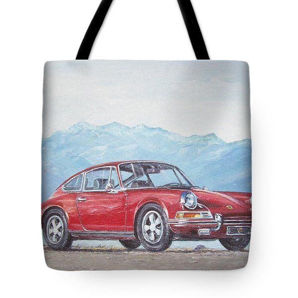 1969 Porsche 911 2.0 S Tote Bag