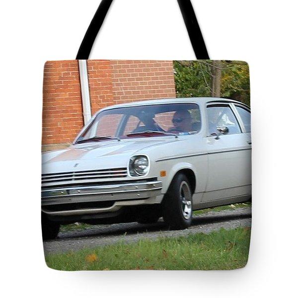 1971 Chevrolet Vega Tote Bag
