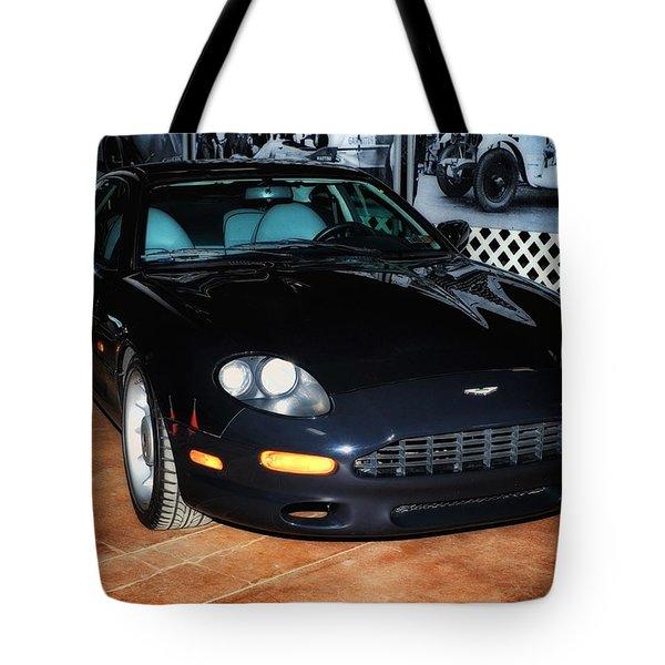 1997 Aston Martin Db7 Tote Bag