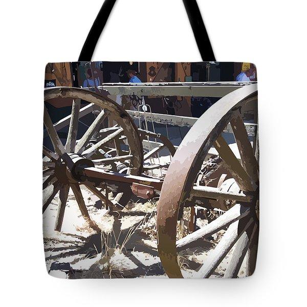 1gold Mine Northern California Tote Bag