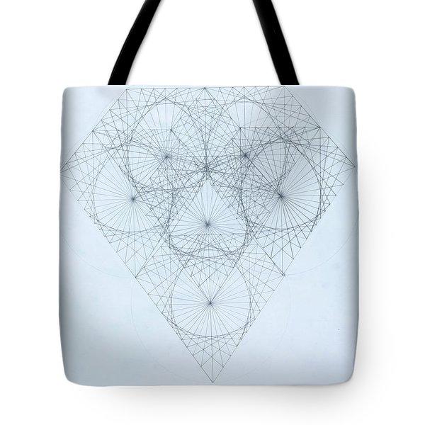 Diamond Quanta Tote Bag