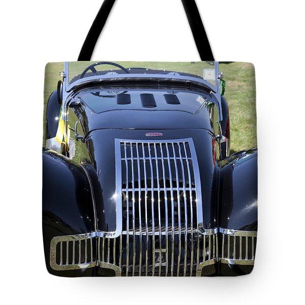 1947 Allard K1 Roadster Tote Bag