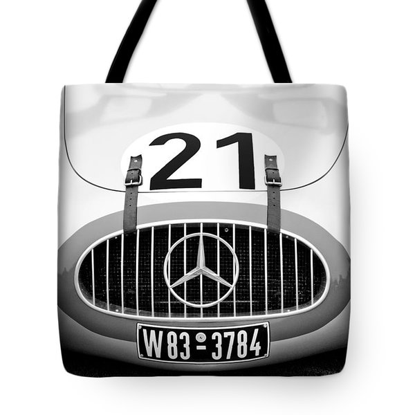 1952 Mercedes-benz W194 Coupe Tote Bag