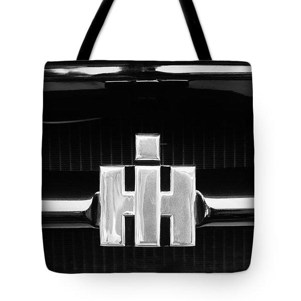 1954 International Harvester R140 Woody Grille Emblem Tote Bag