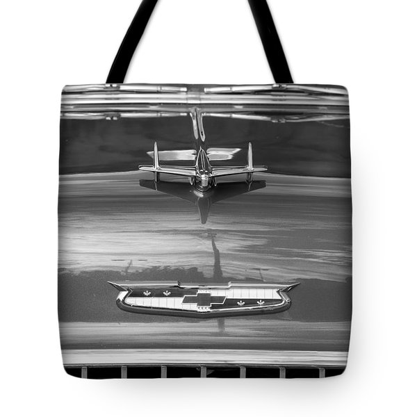 1955 Chevrolet Bel Aire Tote Bag